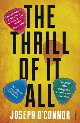 Cover of The Thrill of it All