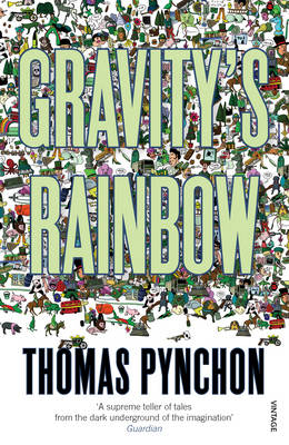Cover of GRAVITY'S RAINBOW - Thomas Pynchon - 9780099533214