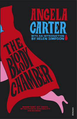 Cover of BLOODY CHAMBER AND OTHER STORIES - Carter Angela - 9780099588115