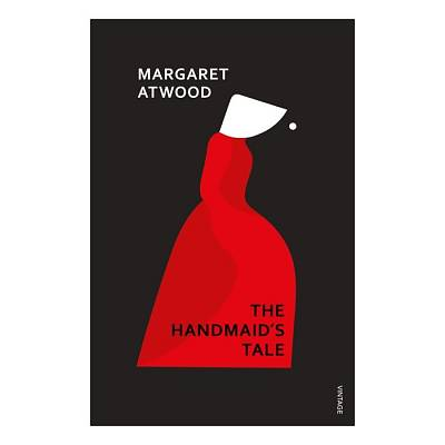 Cover of The Handmaid's Tale - Margaret Atwood - 9780099740919