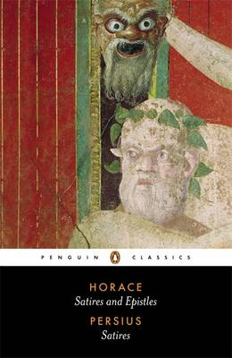 Cover of The Satires of Horace and Persius - Horace - 9780140455083
