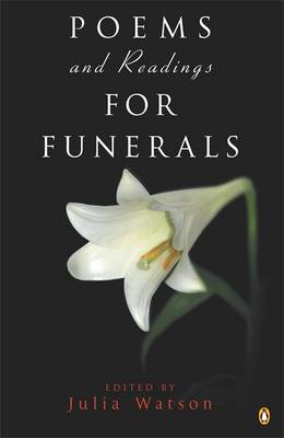 Cover of POEMS AND READINGS FOR FUNERALS - Julia Watson - 9780141014968