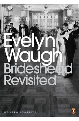 Cover of Brideshead Revisited - Evelyn Waugh - 9780141182483