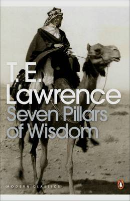 Cover of THE SEVEN PILLARS OF WISDOM - T.E. Lawrence - 9780141182766