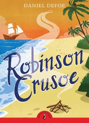 Cover of Robinson Crusoe - Daniel Defoe - 9780141377636