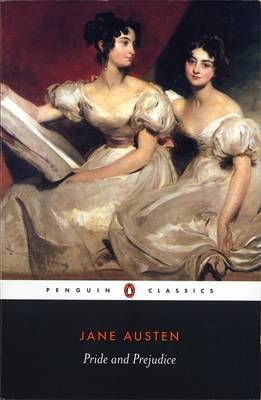 Cover of Pride and Prejudice - Jane Austen - 9780141439518