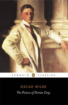 Cover of The Picture of Dorian Gray - Oscar Wilde - 9780141439570