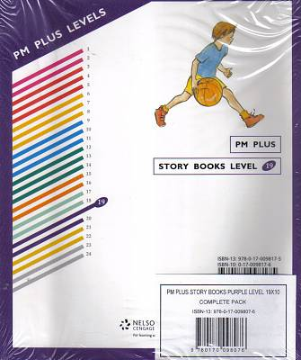 Cover of PM+ : Purple 19 : Fiction : RR Level 19 : Pack of 10
