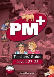 Cover of PM+ : Ruby : Teaching Guide : Levels 27-28
