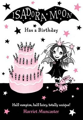 Cover of Isadora Moon Has a Birthday