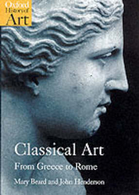 Cover of Classical Art: From Greece to Rome