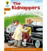 Cover of Oxford Reading Tree: Stage 8: Stories: The Kidnappers