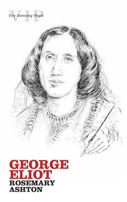 Cover of GEORGE ELIOT - Ashton Rosemary - 9780199213511