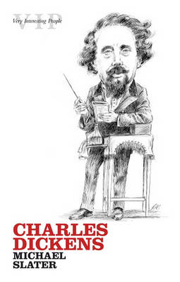 Cover of CHARLES DICKENS - Slater Michael - 9780199213528