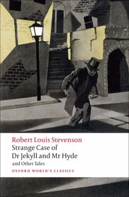 Cover of Strange Case of Dr Jekyll and Mr Hyde and Other Tales