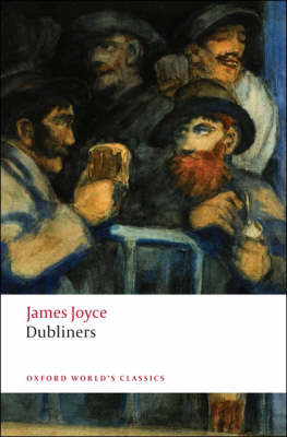 Cover of Dubliners - James Joyce - 9780199536436