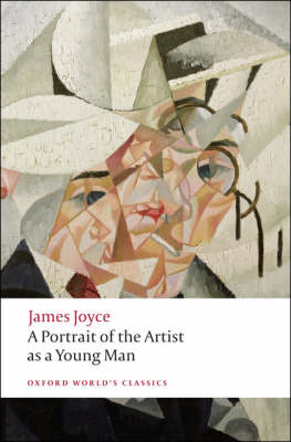 Cover of A PORTRAIT OF THE ARTIST AS A YOUNG MAN