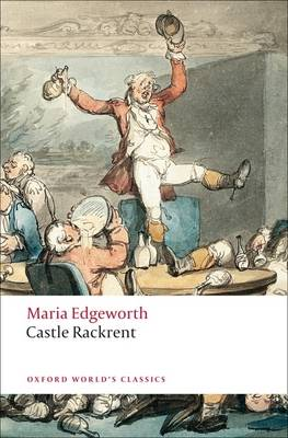 Cover of CASTLE RACKRENT