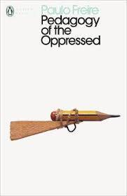 Cover of Pedagogy of the Oppressed - Paulo Freire - 9780241301111
