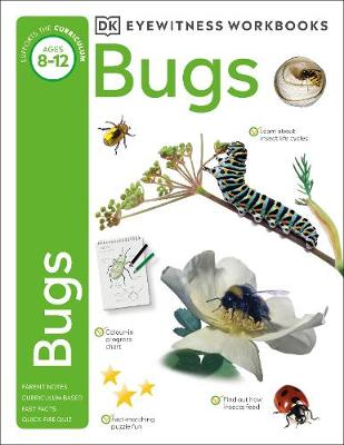 Cover of Bugs - DK - 9780241485903