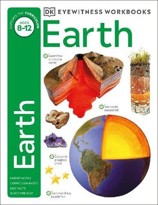 Cover of Earth - DK - 9780241485941