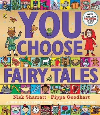 Cover of You Choose Fairy Tales - Nick Sharratt - 9780241488874