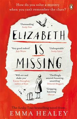 Cover of Elizabeth is Missing - Emma Healey - 9780241968185