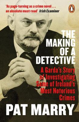 Cover of The Making of a Detective - Pat Marry - 9780241985311