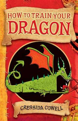 Cover of How to Train Your Dragon Book 1