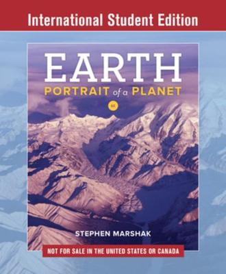 Cover of Earth: Portrait of a Planet with eBook - Stephen (University of Illinois Marshak - 9780393640311