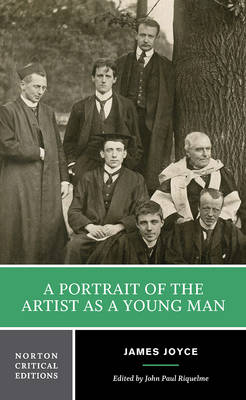 Cover of PORTRAIT OF THE ARTIST AS A YOUNG MAN, A - James Joyce - 9780393926798
