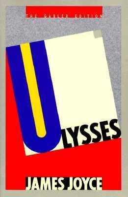 Cover of Ulysses (Gabler edition) - James Joyce - 9780394743127