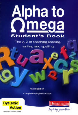 Cover of Alpha To Omega Student's Book