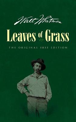 Cover of Leaves of Grass - Walt Whitman - 9780486841915