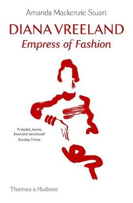 Cover of Diana Vreeland: Empress of Fashion