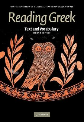 Cover of Reading Greek: Text and Vocabulary