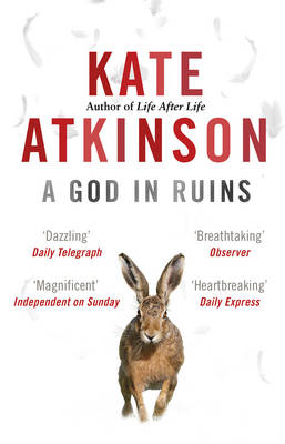Cover of A God in Ruins - Kate Atkinson - 9780552776646
