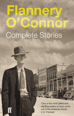 Cover of Complete Stories - Flannery O'connor - 9780571245789
