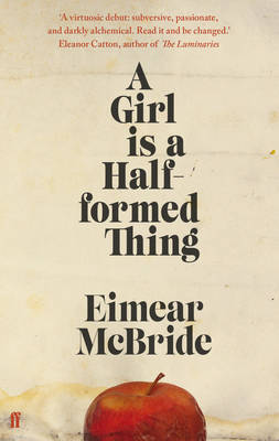 Cover of A Girl Is a Half-formed Thing
