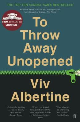 Cover of To Throw Away Unopened - Viv Albertine - 9780571326228