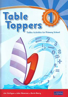 Cover of Table Toppers 1