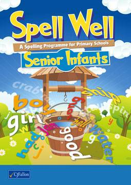 Cover of Spell Well Senior Infants