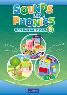 Cover of Sounds Like Phonics B - Senior Infants