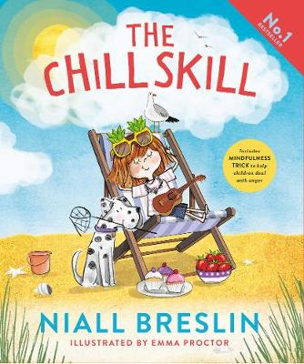 Cover of The Chill Skill - Niall Breslin - 9780717191109