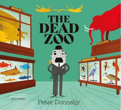 Cover of The Dead Zoo - Peter Donnelly - 9780717191116