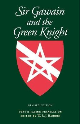 Cover of Sir Gawain and the Green Knight - W. R. J. Barron - 9780719055171
