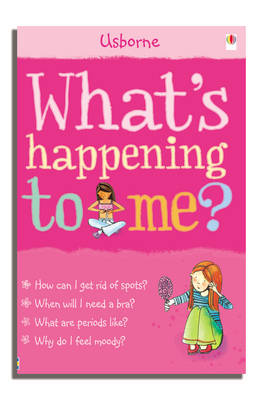 Cover of What's Happening To Me? (Girls)