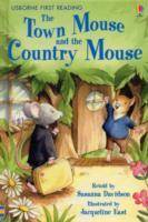 Cover of Usborne First Reading Level 4: The Town Mouse and the Country Mouse