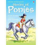 Cover of Usborne Young Readers Series 1: Stories of Ponies
