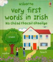 Cover of Very First Words in Irish